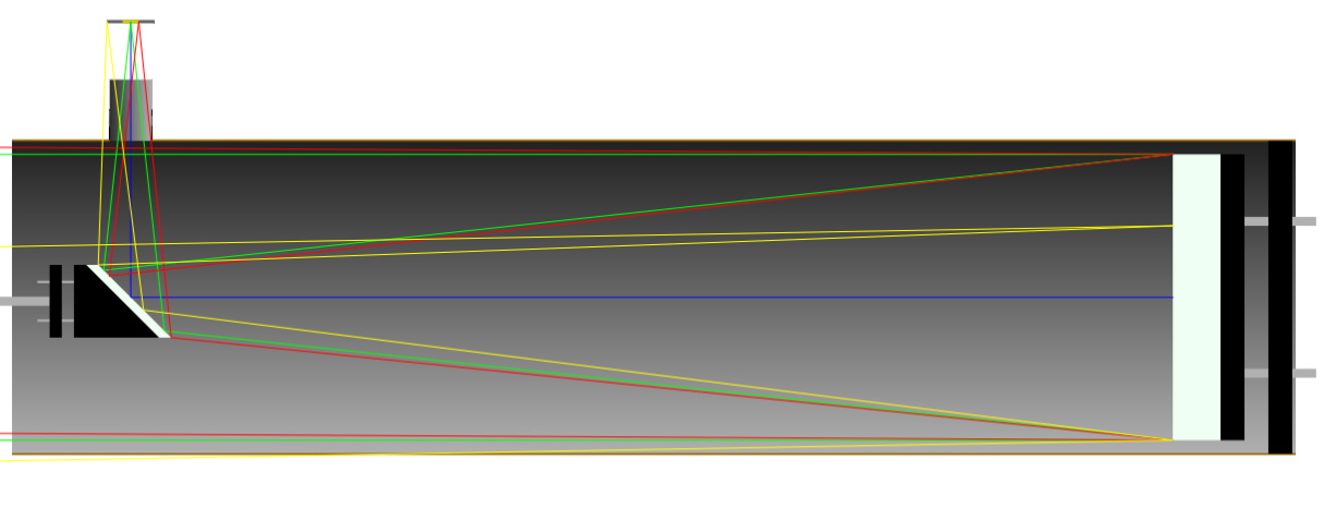 """Newt"" Raytrace for SPX350"