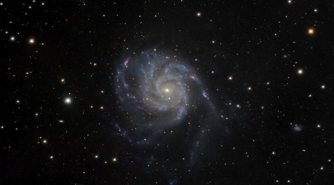 M101 – Pinwheel Galaxy