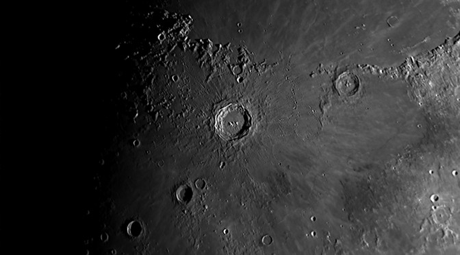 Lunar Imaging – 20th Dec 2015