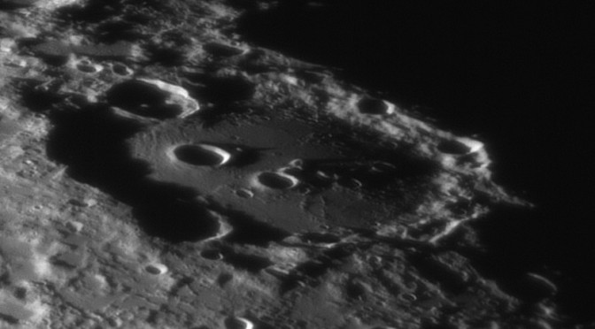Lunar Imaging – 17th Mar 2016