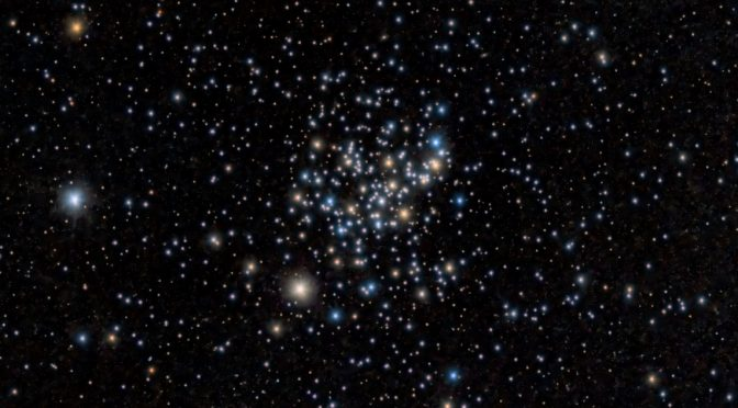 M67 – An Old Open Cluster