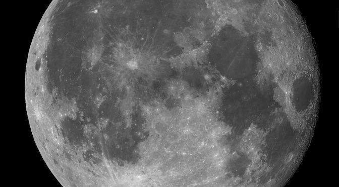 Nov 2017 Lunar Mosaic