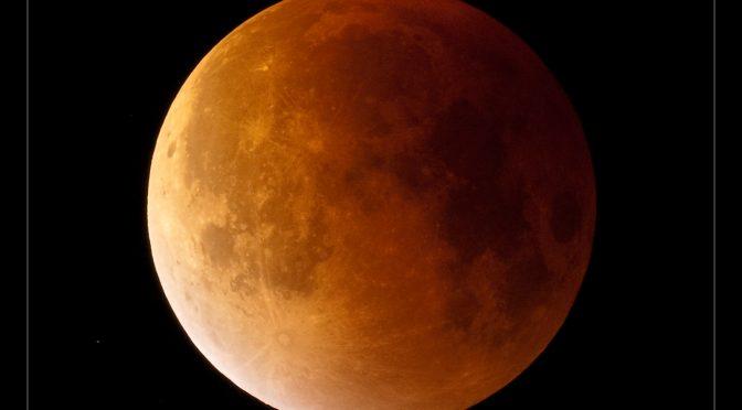Total Lunar Eclipse – Sept 28th 2015