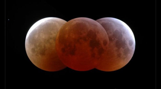 Lunar Eclipse of March 3rd 2007