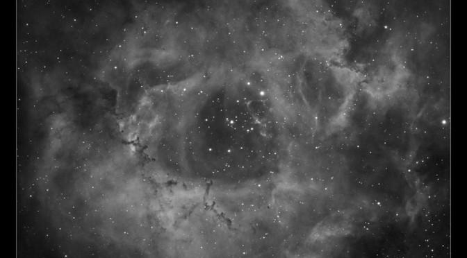 NGC2244 – The Rosette Nebula
