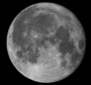99% Moon on 2017-11-04