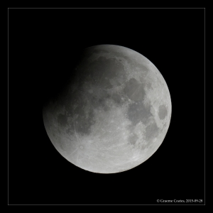 Lunar Eclipse - 28th Sept 2016